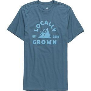 Locally Grown Mountain Sky T-Shirt - Men's