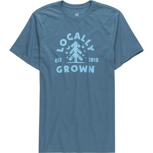 Locally Grown Pine Tree T-Shirt - Men's