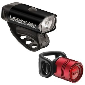 Lezyne Hecto Drive 400XL and Femto Drive Light Combo