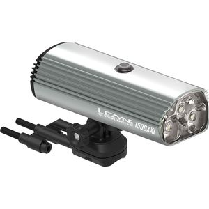 Lezyne Super Drive 1500XXL Remote Loaded Headlight Kit
