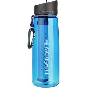 LifeStraw Go 2-Stage Filtration Water Purification System