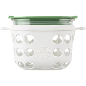 Lifefactory 4 Cup Mobile Food Storage