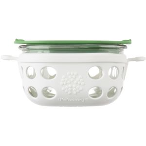 Lifefactory 1 Cup Mobile Food Storage