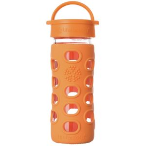 Lifefactory Glass Classic Cap Water Bottle - 12oz