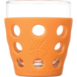 Lifefactory Beverage Glass 2-Pack - 10oz