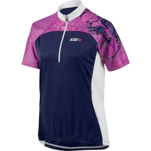 Louis Garneau Phenicia Jersey - Short-Sleeve - Women's