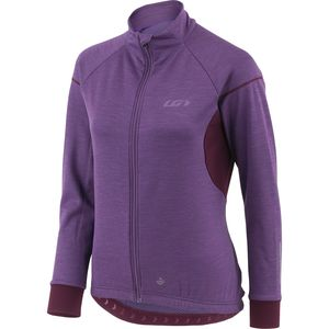 Louis Garneau Thermal Edge DWR Long-Sleeve Jersey - Women's