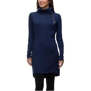 Lolë Call Me Stretch Fleece Dress - Women's