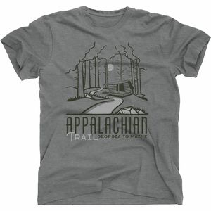 Landmark Project Appalachian Trail Motif Short-Sleeve T-Shirt - Men's