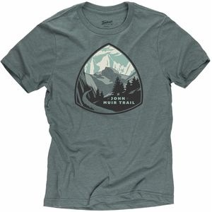 Landmark Project John Muir Trail Short-Sleeve T-Shirt - Men's