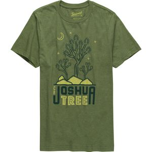 Landmark Project Joshua Tree Motif Short-Sleeve T-Shirt - Men's