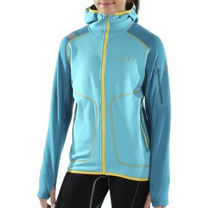 La Sportiva Gamma Hooded Fleece Jacket - Women's