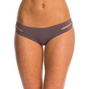 L Space Sweet & Chic Solids Estella Bikini Bottom - Women's