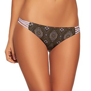 L Space Low Down Reversible Bikini Bottom - Women's