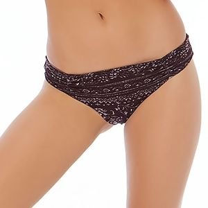L Space Monique Bitsy Bikini Bottom - Women's