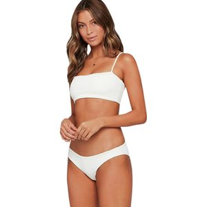 L Space Crossroads Texture Rebel Bikini Top - Women's
