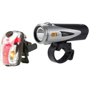 Light & Motion Urban 650 Plus Vis Micro Combo Light Kit
