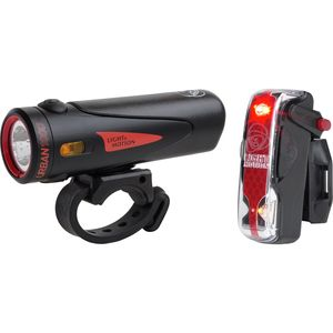 Light & Motion Urban 1000 and Vis 180 Pro Light Combo