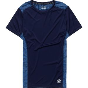 Lotto Two Tone Short-Sleeve Performance Shirt - Men's