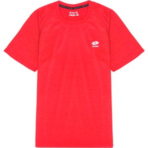 Lotto Space Dye Short-Sleeve Performance Shirt - Men's