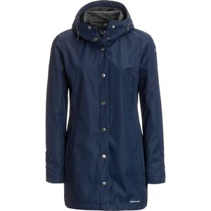 Liv Outdoor Garnet Long Rain Shell - Women's
