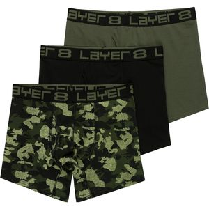 Layer 8 Elev8 Boxer Brief - 3-Pack - Men's