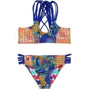 Maaji Psychodelic Twist Swimsuit - Girls'