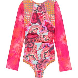 Maaji Peacock One-Piece Swimsuit - Toddler Girls'