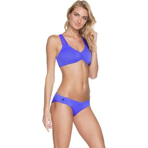 Maaji Mediterranean Blue Deck Fashion Bikini Top - Women's