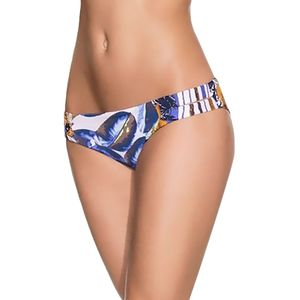 Maaji Blue Cacique Signature Cut Bikini Bottom - Women's