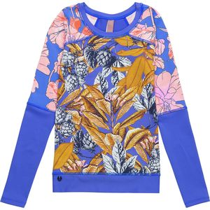 Maaji Wildlife Gorg Rashguard - Girls'