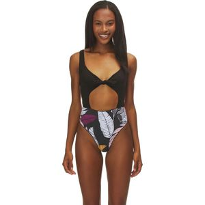 Maaji Meteorite One N Done High Rise One Piece Swim Suit - Women's