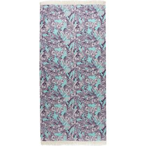 Maaji Crystal Blue Beach Towel