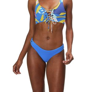 Maaji Azure Sublime Signature Cut Bikini Bottom - Women's