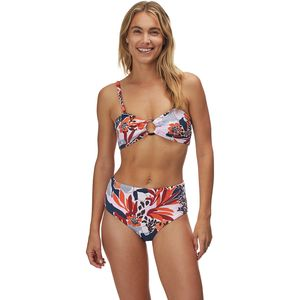 Maaji Loops And Hoops Signature Cut Bikini Bottom - Women's