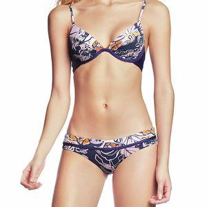 73884755ecf47 Maaji Curuba Azul Signature Cut Bikini Bottom - Women's