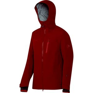 Mammut Alvier HS Hooded Jacket - Men's