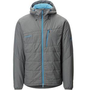 Mammut Alvier IS Hooded Jacket - Men's