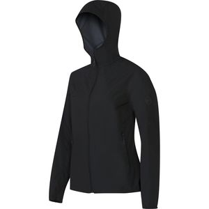 Mammut Ultimate Light SO Hooded Jacket - Women's