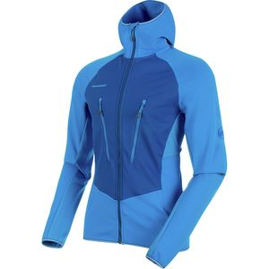 Mammut Aenergy Light ML Hooded Fleece Jacket - Men's