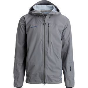 Mammut Alvier Tour HS Hooded Jacket  - Men's