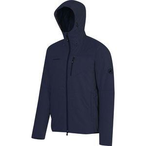 Mammut Runbold IS Hooded Jacket - Men's