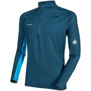 Mammut MTR 141 Half Zip Shirt - Long-Sleeve - Men's