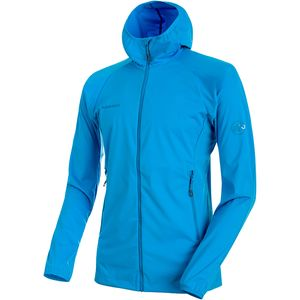 Mammut Kento Light SO Hooded Jacket - Men's