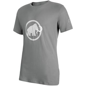 Mammut Logo Short-Sleeve T-Shirt - Men's