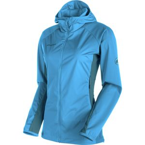 Mammut Keiko Light SO Hooded Jacket - Women's