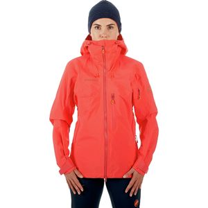 Mammut Nordwand Pro HS Hooded Shell Jacket - Women's
