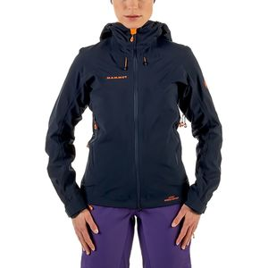 Mammut Nordwand Advanced HS Hooded Shell Jacket - Women's