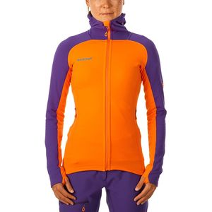Mammut Eiswand Advanced ML Hooded Fleece Jacket - Women's