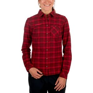 Mammut Alessandria Tour Long-Sleeve Shirt - Women's